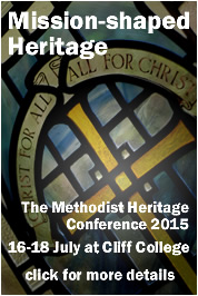 Mission-Shaped Heritage Conference 2015
